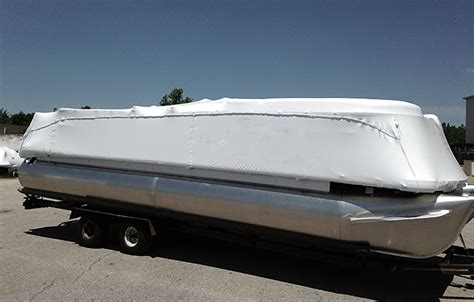 Boat Shrink Wrap Or Cover by Marine Transhield