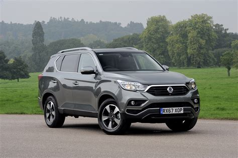 suv jeep 2015 ssangyong rexton ex auto 7 seat review