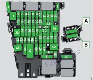 Fuse Box Diagram  U0026gt  Skoda Superb  B8  3v  2015