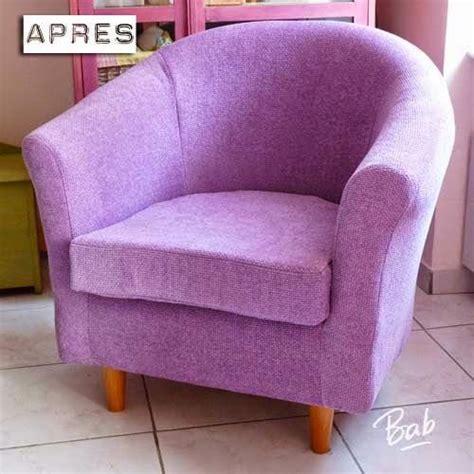 recouvrir des chaises les 25 meilleures idées concernant recouvrir un fauteuil