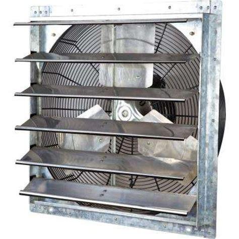 attic fan louver cover attic fans vents ventilation the home depot