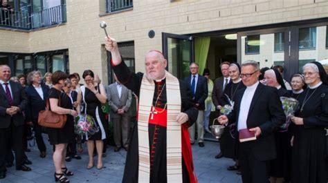 Kardinal Marx Weiht Haus Maria In Geseke Ein › Smmp