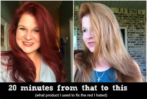 hair color remover reviews does hair color remover work