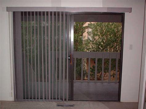 Patio Door Blinds by Is Built In Patio Door Blinds A Choice Drapery Room