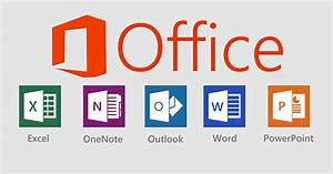Microsoft Office 2016 Software Suites
