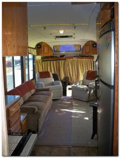 bus conversion layouts elegant   skoolie rv sample