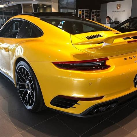 pictures do not do this multi layered saffron yellow metallic paint any justice this car