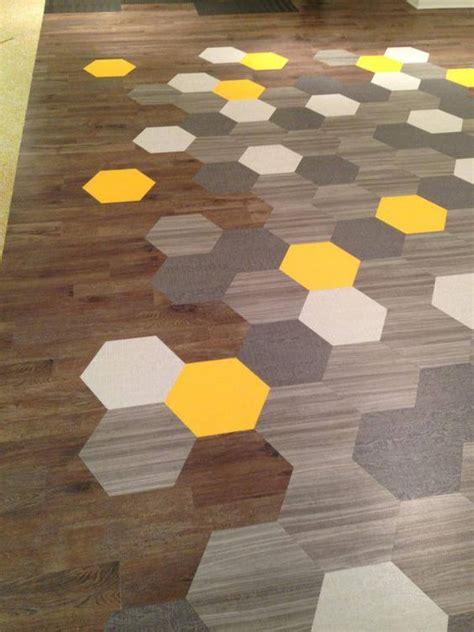 honeycomb floor tile amtico vinyl hex floor tiles from mannington usa flooring modern honeycomb modular systems