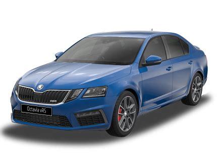 The New Škoda Octavia Vrs Hatch Škoda