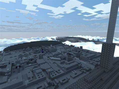 starkiller base star wars minecraft building