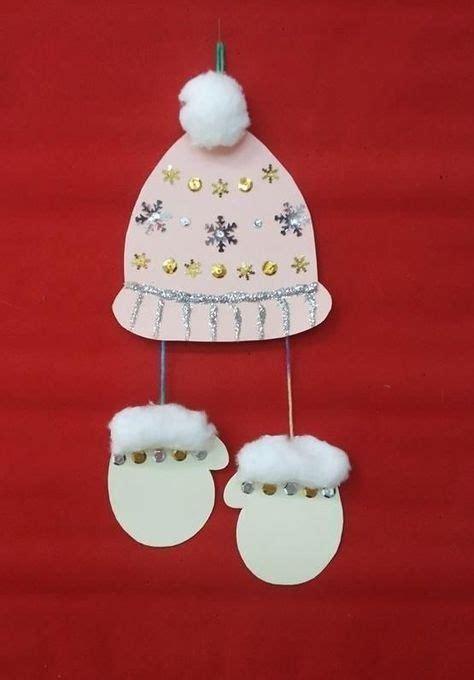 basteln kleinkinder weihnachten basteln mit kindern und kleinkindern im winter