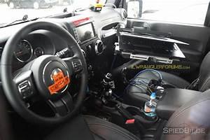 2018 Jeep Wrangler  Jl  Mule Confirms Six