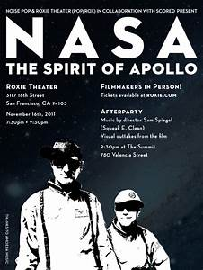 CONTEST: Win tickets to movie about NASA (the band not the ...