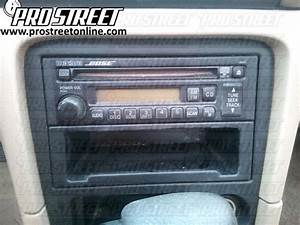 How To Mazda 626 Stereo Wiring Diagram