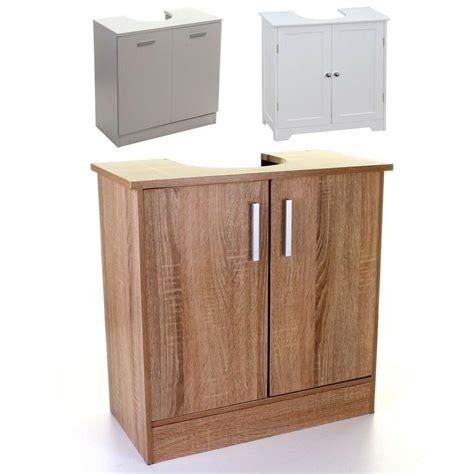 Sink Cupboard by Sink Cabinet Basin Storage Unit Cupboard Bathroom