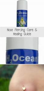 Nose Piercing Care  U0026 Healing Guide