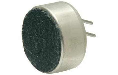 Replacement Electret Condenser Capsule For Microphone