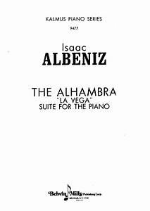 La Vega (Albéniz, Isaac) - IMSLP/Petrucci Music Library ...