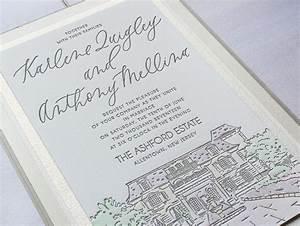 watercolor wedding invitations archives momental With wedding invitation venue picture