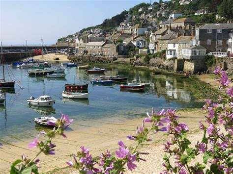 mousehole harbour cornwall guide