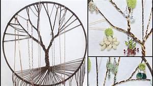 Tuto Attrape Reve Arbre De Vie : tuto arbre de vie porte bijoux boucle d 39 oreilles et ~ Voncanada.com Idées de Décoration