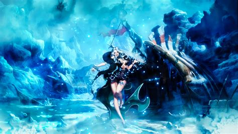 Light Anime Wallpaper - anime wallpaper beautiful snow by bright light nsh