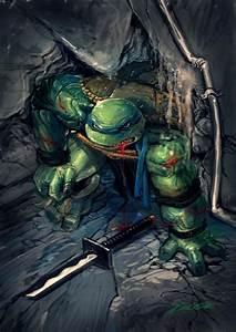 Ninja Turtles Leonardo Quotes Quotesgram