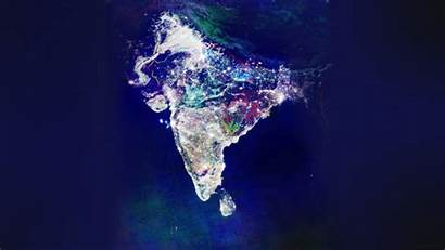 India Wallpapers Incredible Night Lights