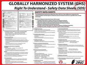 zing 6038 eco ghs poster safety data sheet format With ghs sds format
