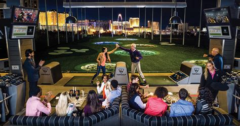Topgolf Las Vegas at MGM Grand Hotel and Casino