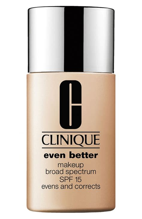 Review Clinique Even Better Foundation  Hello, Shelly
