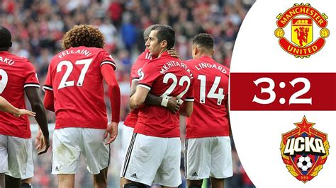 Manchester united scores, results and fixtures on bbc sport, including live football scores, goals and goal scorers. UCL. Manchester United vs CSKA Moscow 3:2 All Goals and ...