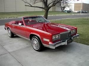 Cadillac Eldorado Cabriolet : 1985 cadillac eldorado values hagerty valuation tool ~ Medecine-chirurgie-esthetiques.com Avis de Voitures