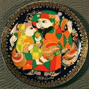 Rosenthal Porzellan Verkaufen : drei rosenthal porzellan teller aladin weihnachtsteller ~ Michelbontemps.com Haus und Dekorationen