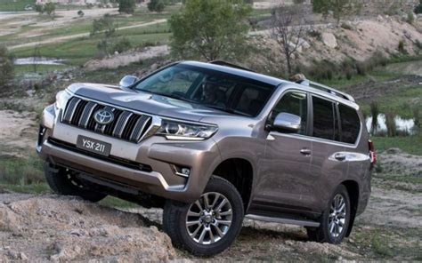 Packed with a v8 turbo diesel engine & a strong towing capacity. 2020 Toyota LandCruiser Prado KAKADU four-door wagon ...