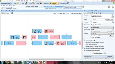 Family Tree Template For Mac by Family Tree Template For Mac Genealogy Tree