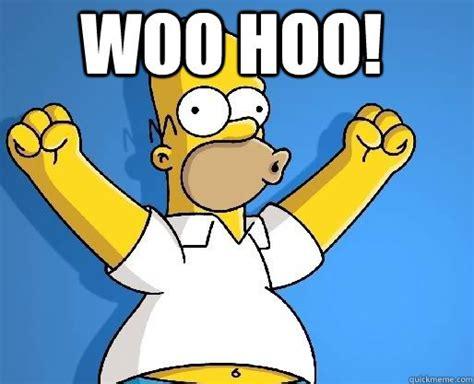Woohoo Meme - homer simpson s special brew duff beer finally goes on sale metro news