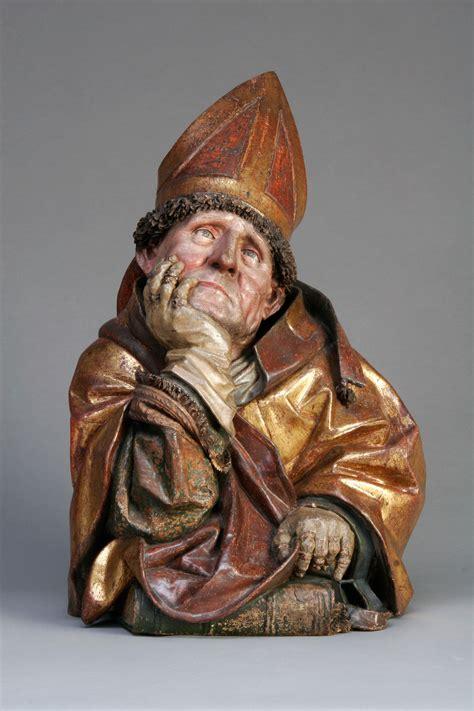heiliger augustinus liebieghaus