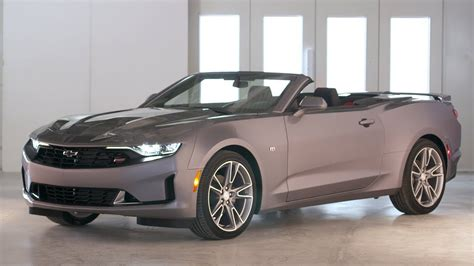 Chevy Camaro Rs Convertible by 2019 Chevrolet Camaro Lt Convertible 2019 2020 Chevy