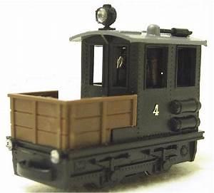 Egger Bahn Contractors loco No:4
