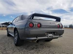 1990 Nissan Skyline Gtr Low Original Miles Classic Jdm Rhd