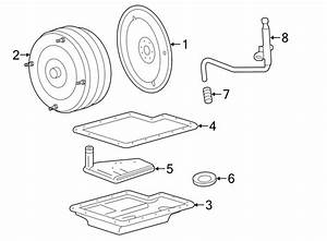 Ford Expedition Automatic Transmission Torque Converter