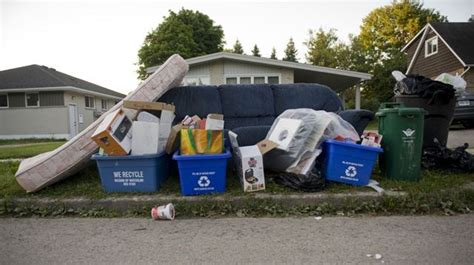 Kitchener Garbage Collection by New Garbage Collection Schedule Set For Waterloo Region