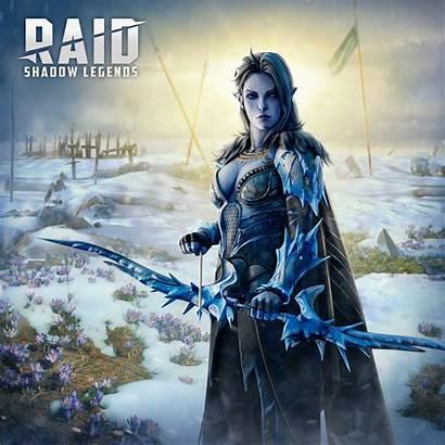 Raid Legends Shadow Wallpapers Elhain