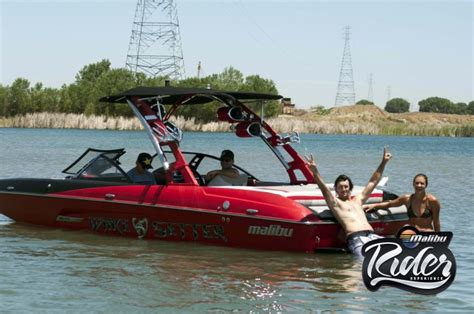 Malibu Boats Riders by Malibu Rider Experience West Alliance Wakeboard