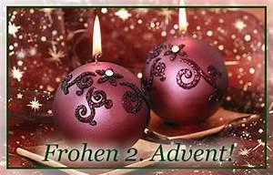 Grüße Zum 2 Advent Lustig : 2 advent kostenlose adventsbilder adventsbilder ~ Haus.voiturepedia.club Haus und Dekorationen