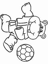 Soccer Balls Cliparts Printable Coloring Pages sketch template