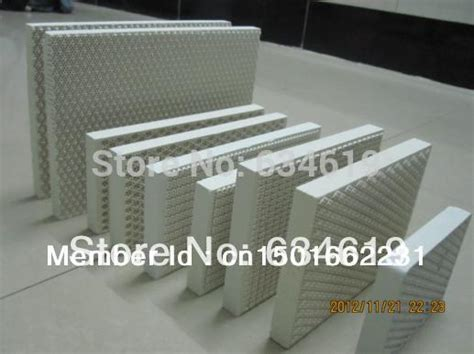 cordierite catalytic infrared honecomb ceramic heating