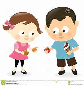 Sharing Food Clipart - Clipart Suggest