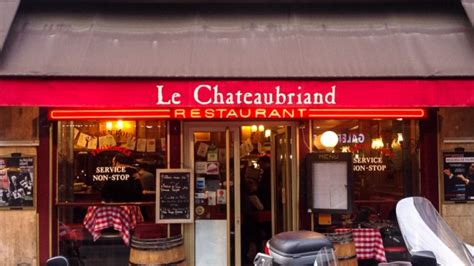 chateaubriand cuisine le châteaubriand in restaurant reviews menu and